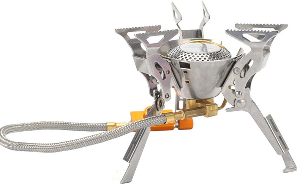 Fire-Maple Газовая горелка Fire-Maple FMS-100 горелка газовая портативная ecos gs 102 004000