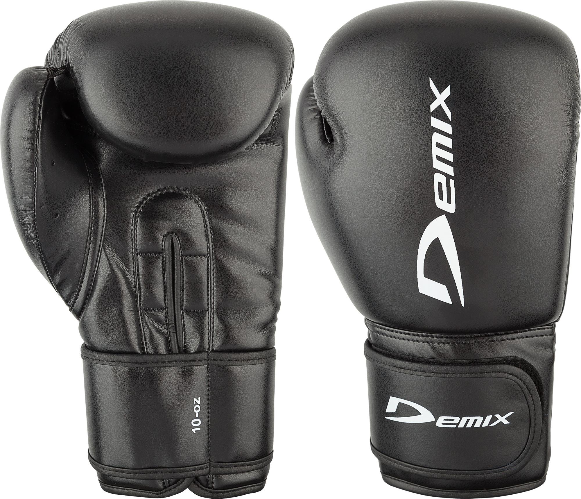 Demix Перчатки боксерские Demix, размер 10 oz