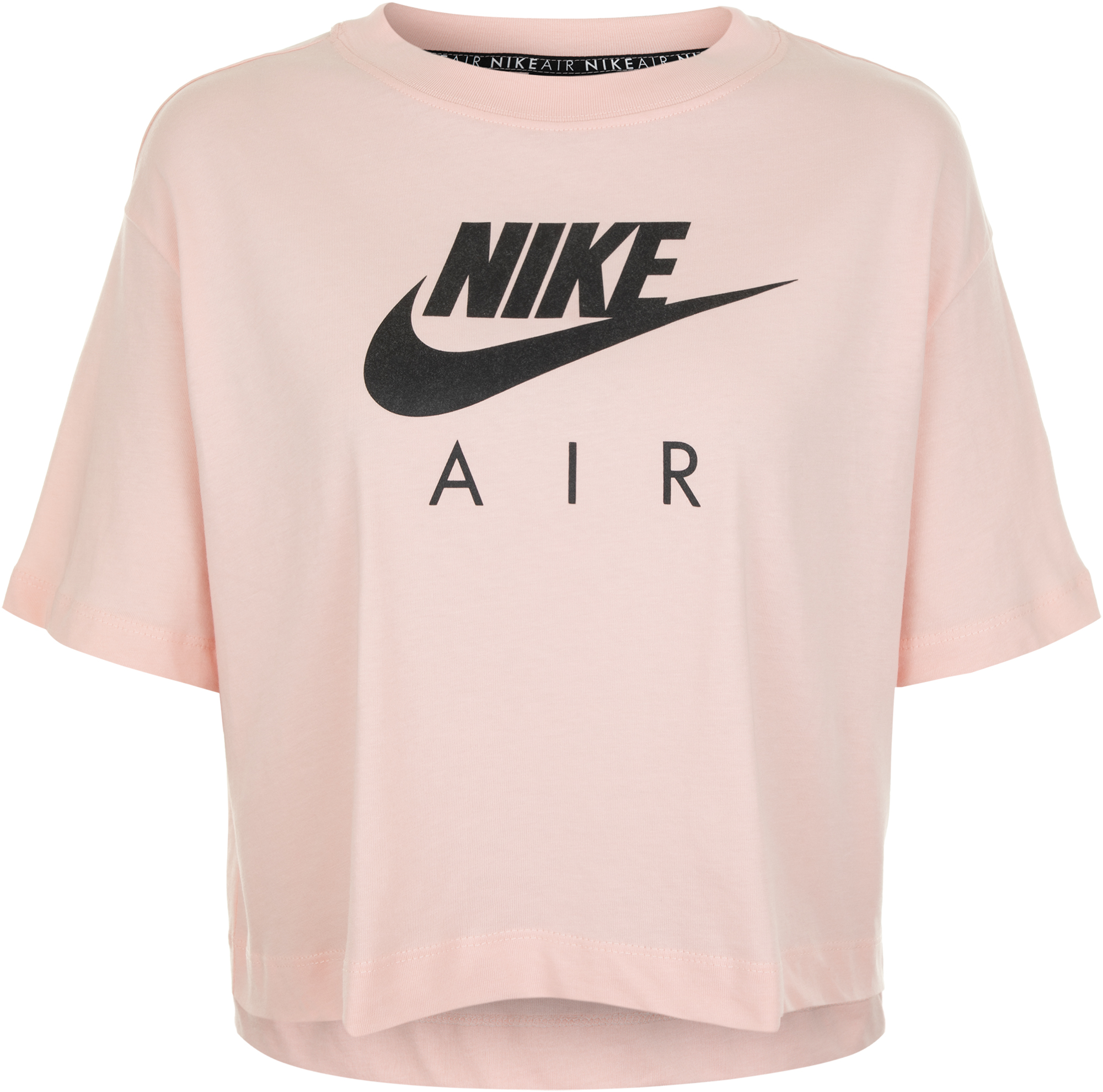 Nike Футболка женская Nike Air, размер 48-50 nike майка женская nike air размер 46 48