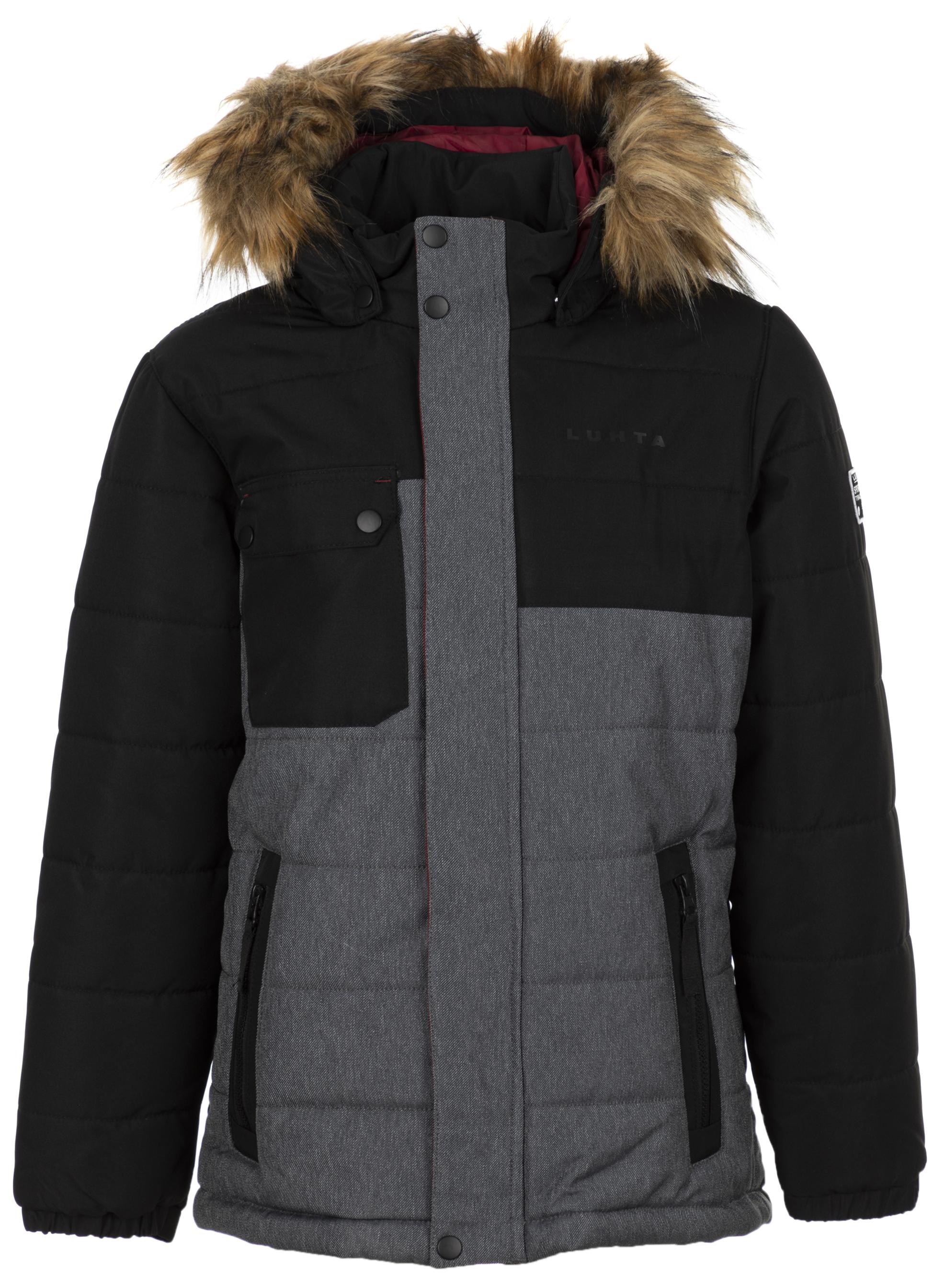 Luhta Куртка утепленная для мальчиков Luhta Kaikko, размер 164 цена и фото