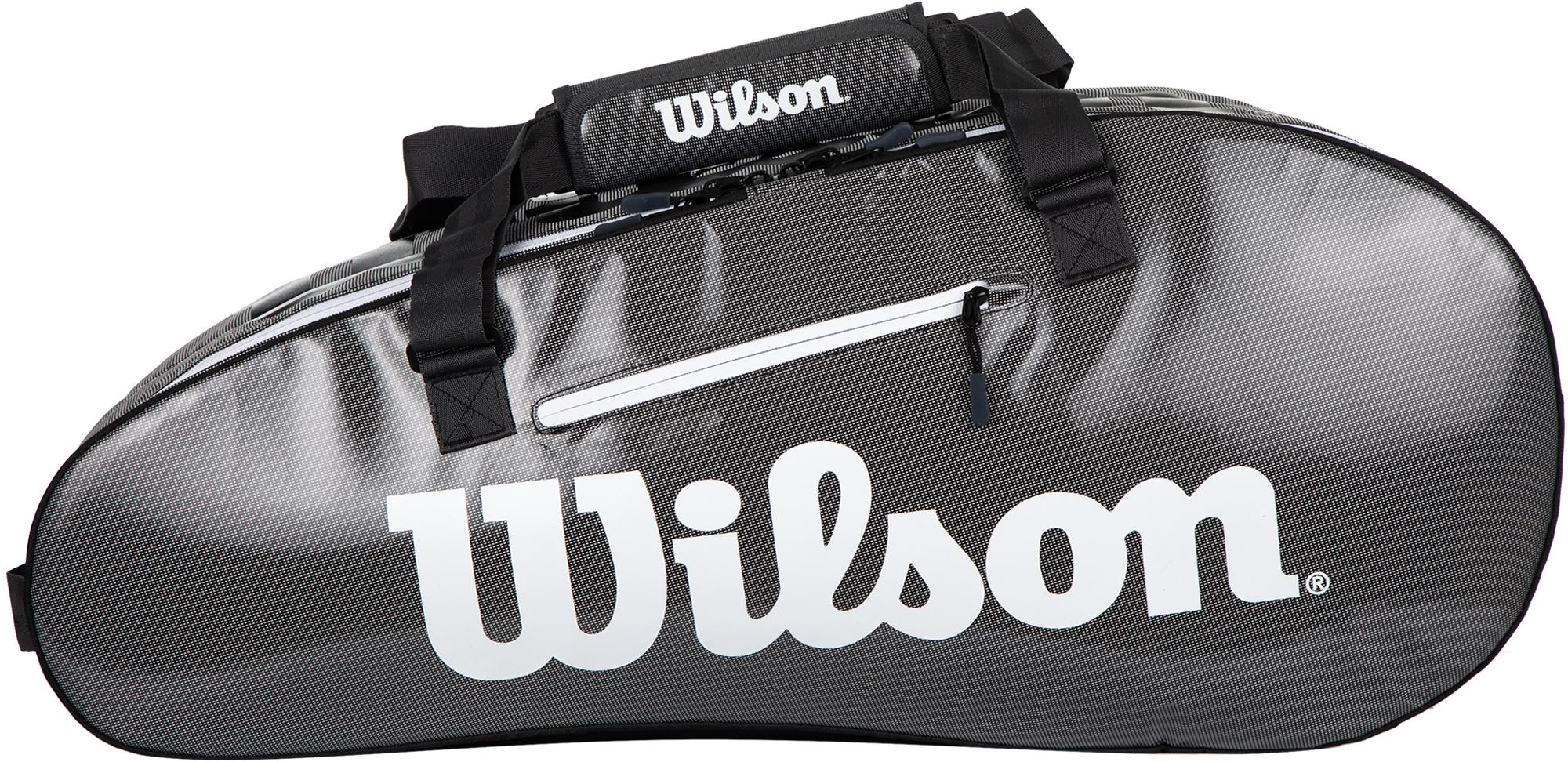 Wilson Сумка для 6 ракеток SUPER TOUR 2