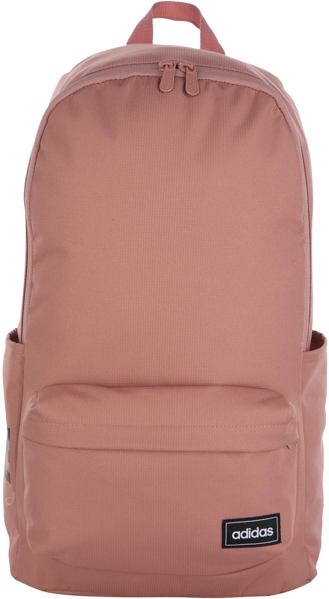 Adidas Рюкзак женский Adidas Classic 3-Stripes hanerou cute keychain рюкзаки для девочек мода tassel женщины рюкзак женский красочный daypack schoolbag кожаные наплечные сумки