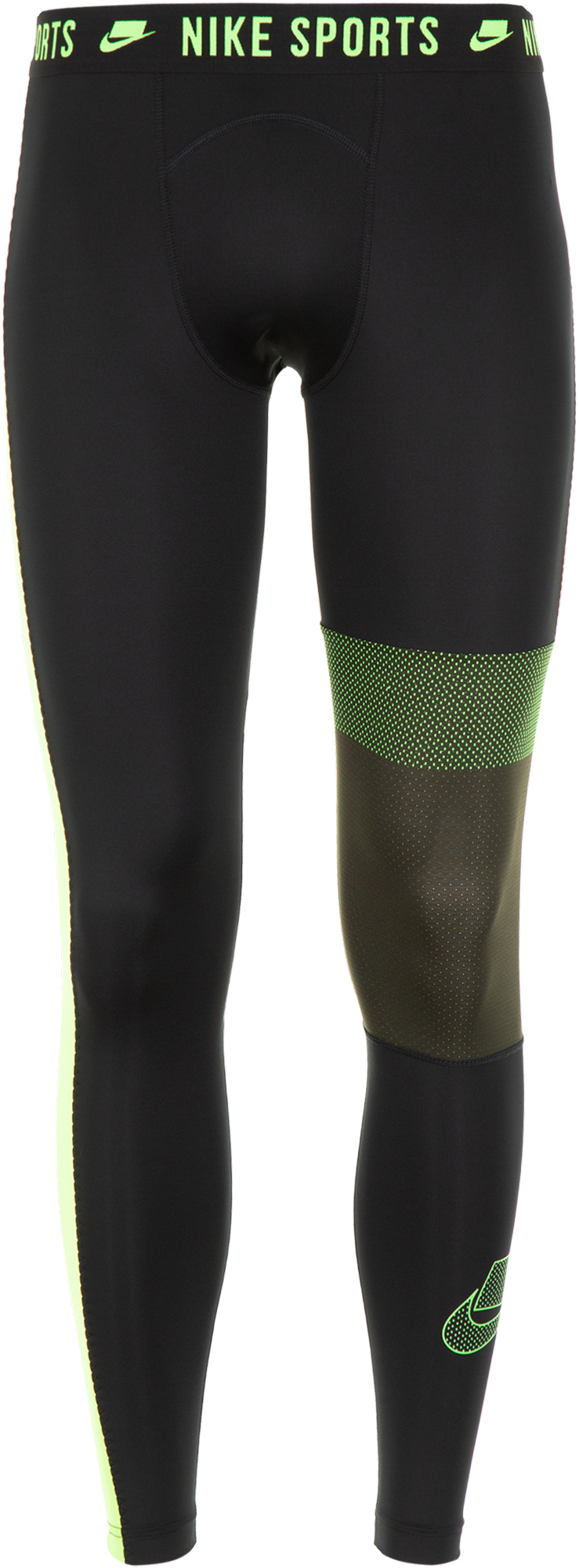Nike Тайтсы мужские Pro, размер 52-54