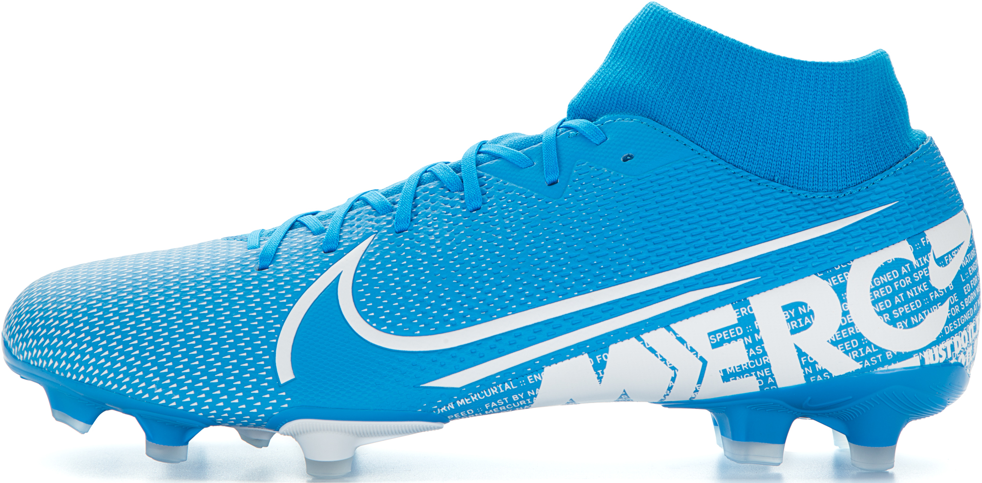 Nike Бутсы мужские Superfly 7 Academy FG/MG, размер 44