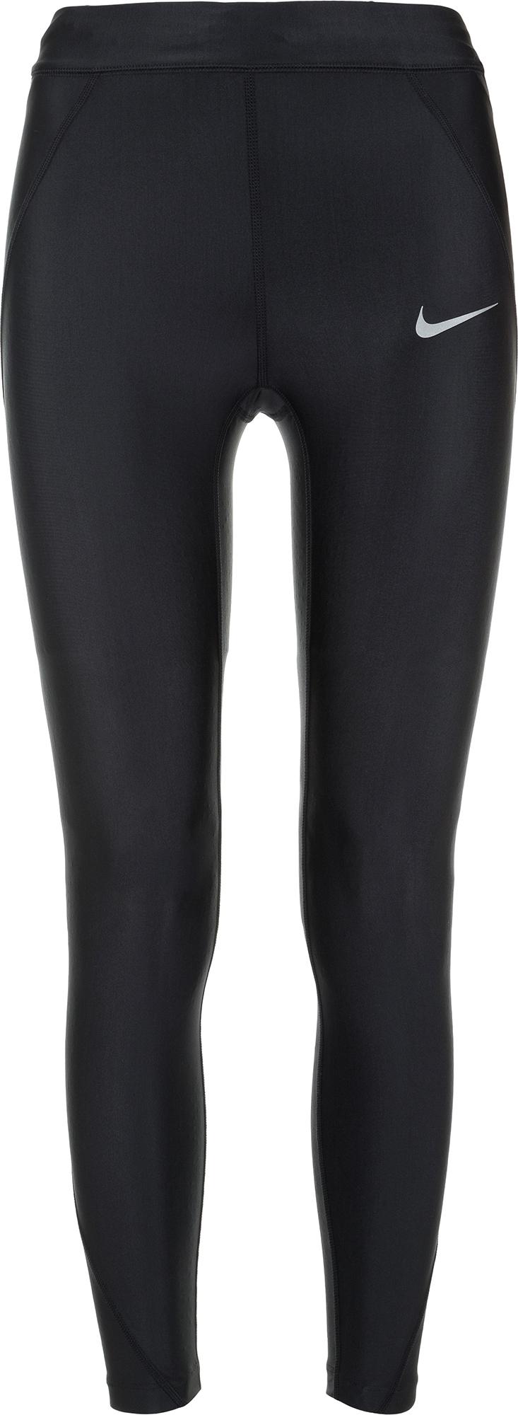 Nike Легинсы женские Nike Speed 7/8, размер 46-48 nike перчатки атлетические женские nike accessories fundamental ii размер 7 5