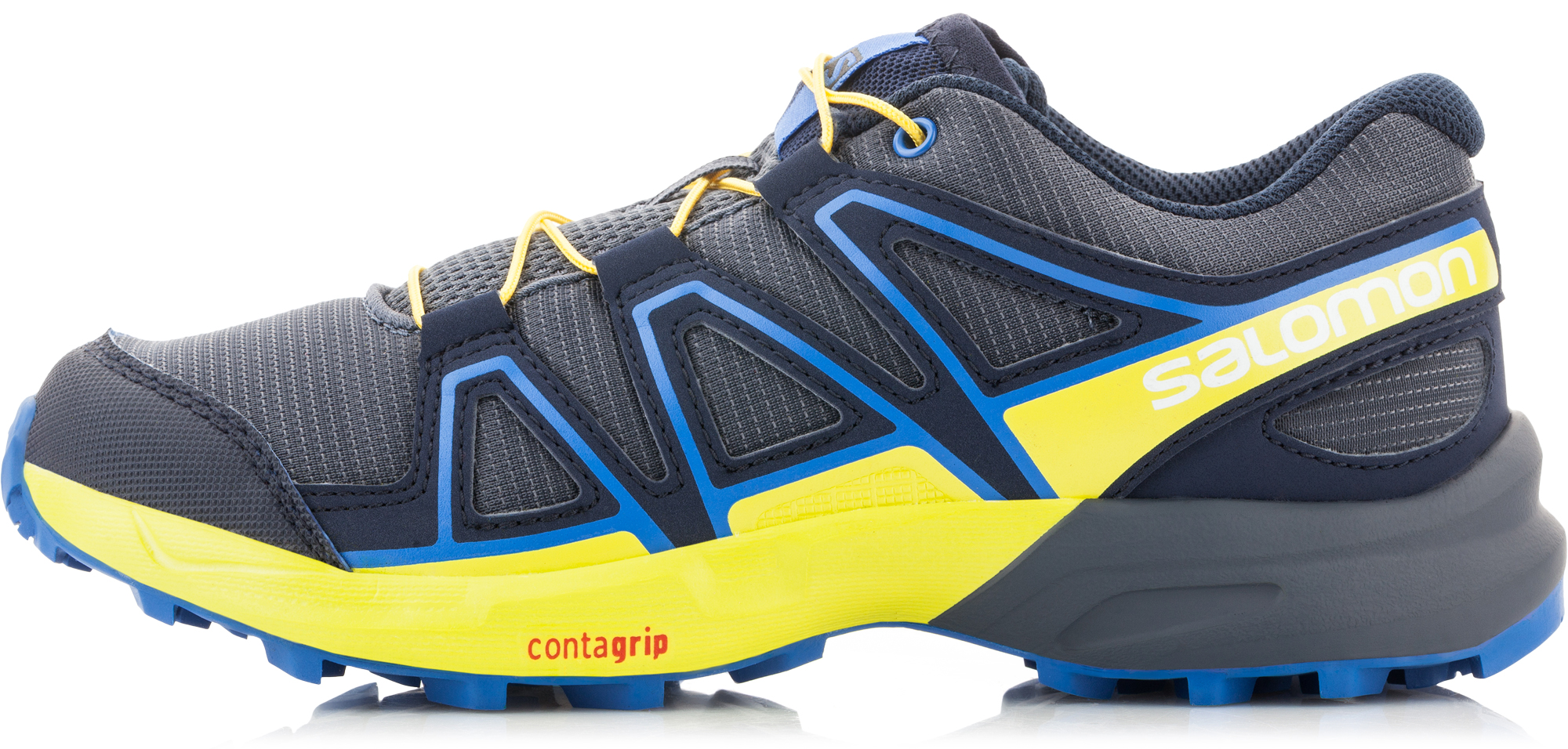 Salomon Полуботинки для мальчиков Salomon Speedcross salomon salomon craft 17 18