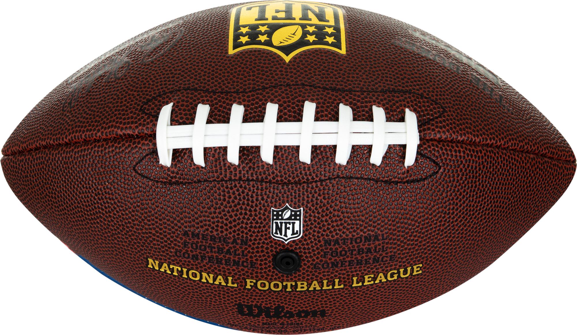 Wilson Мяч для американского футбола NFL UNION JACK