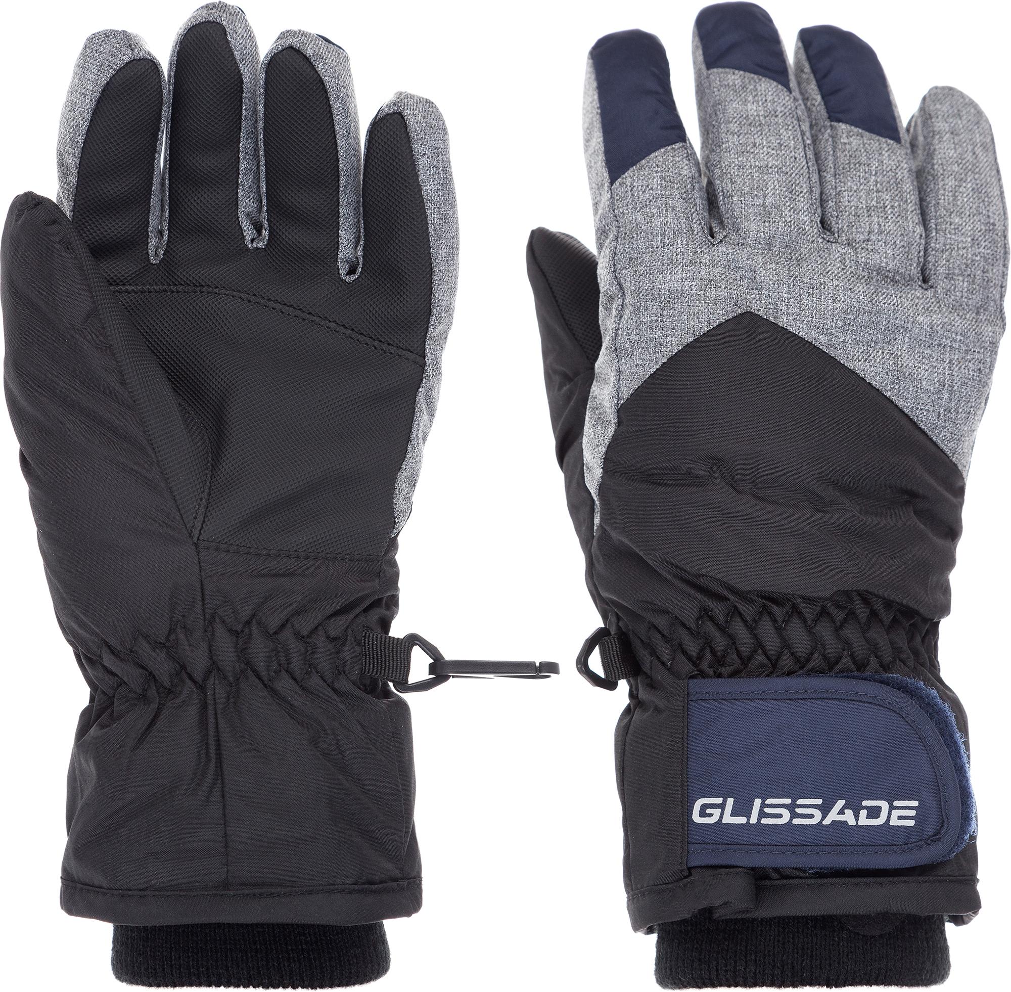 Glissade Перчатки для мальчиков Glissade glissade шапка для мальчиков glissade