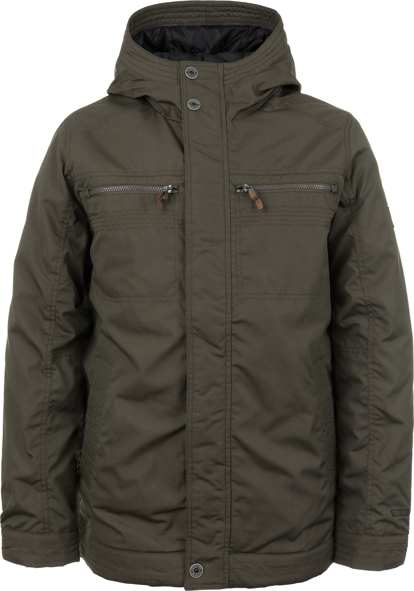 Outventure Куртка утепленная мужская Outventure, размер 52