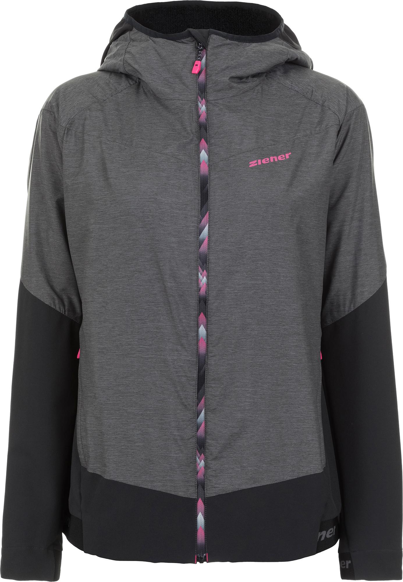 Ziener Куртка утепленная женская Ziener Nadina, размер 44 цена 2017