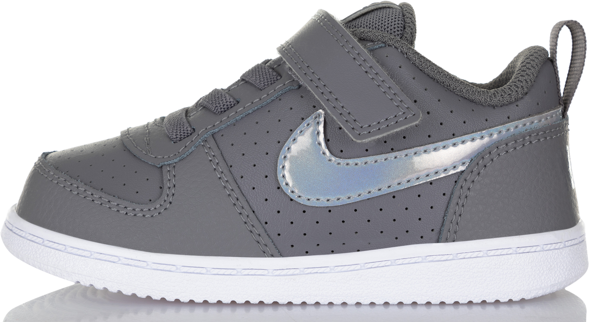 Nike Кеды для девочек Nike Court Borough Low, размер 25 цена