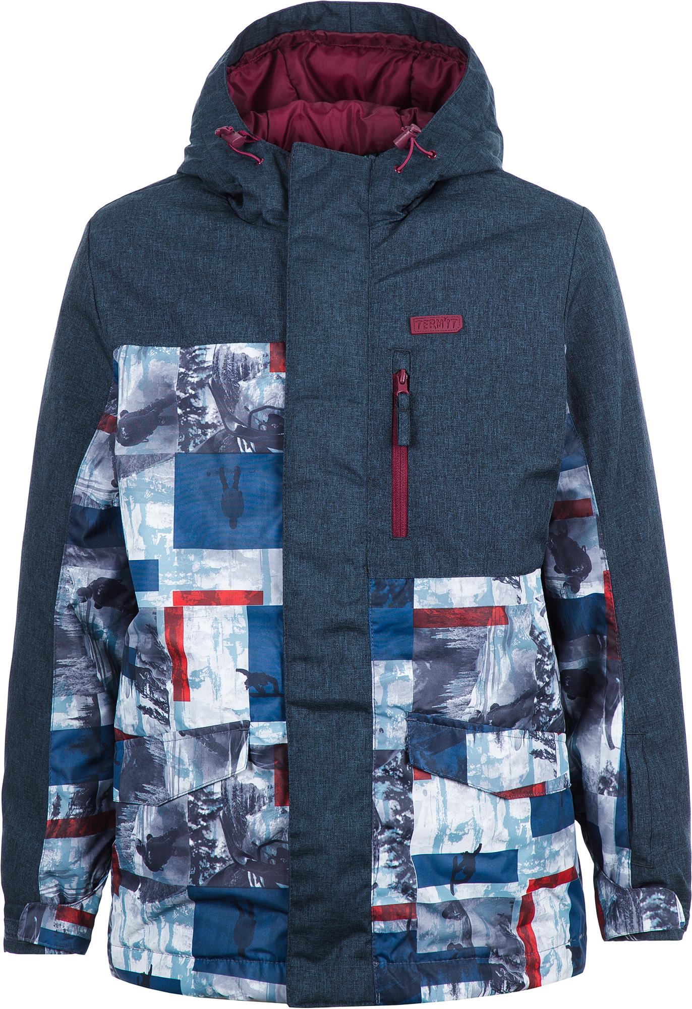 Termit Куртка утепленная для мальчиков Termit, размер 170