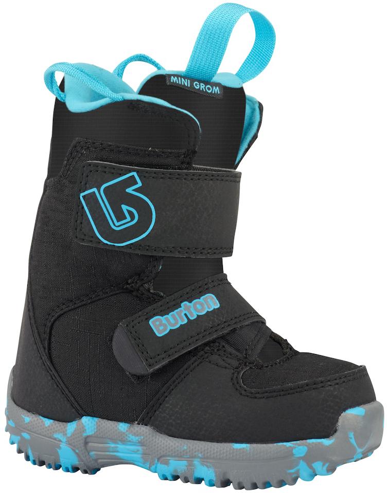Burton Ботинки сноубордические детские Burton Mini-Grom, размер 25