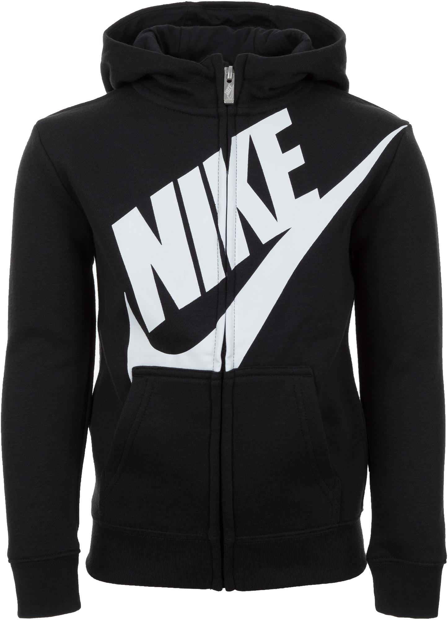 цена на Nike Толстовка для мальчиков Nike, размер 122
