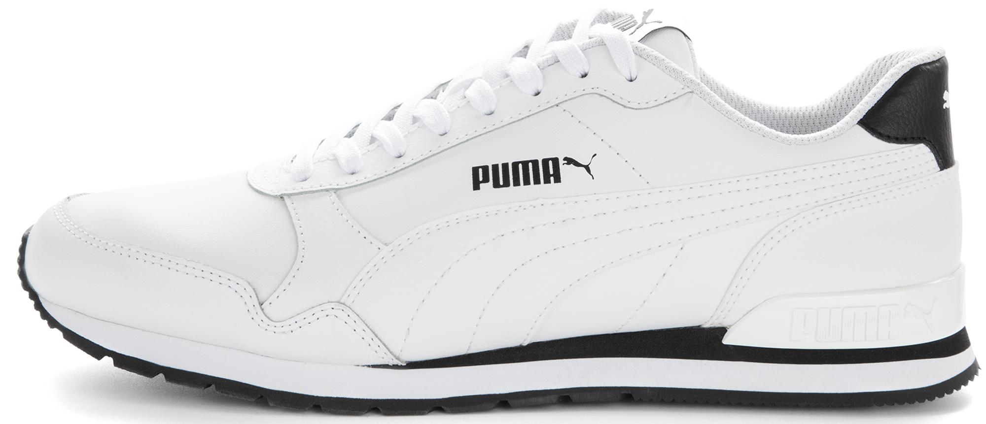 PUMA Кроссовки мужские Puma St Runner V2 Full L, размер 43,5 цена