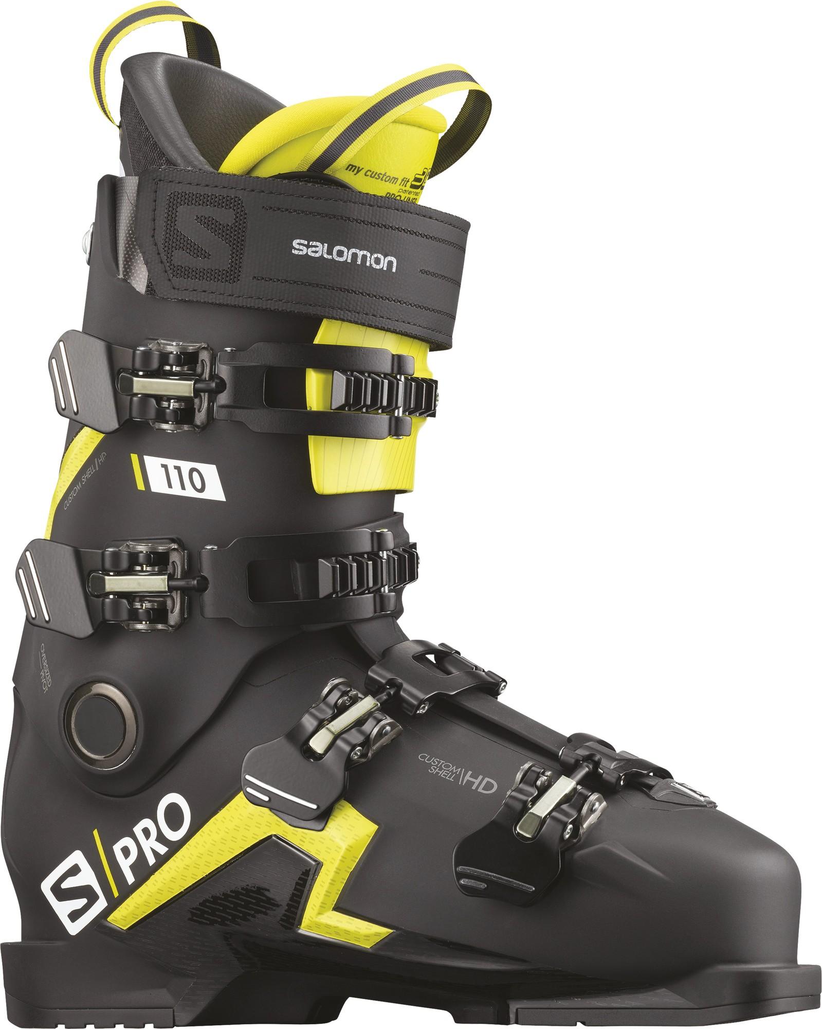 цена на Salomon Ботинки горнолыжные Salomon S/PRO 110, размер 29 см