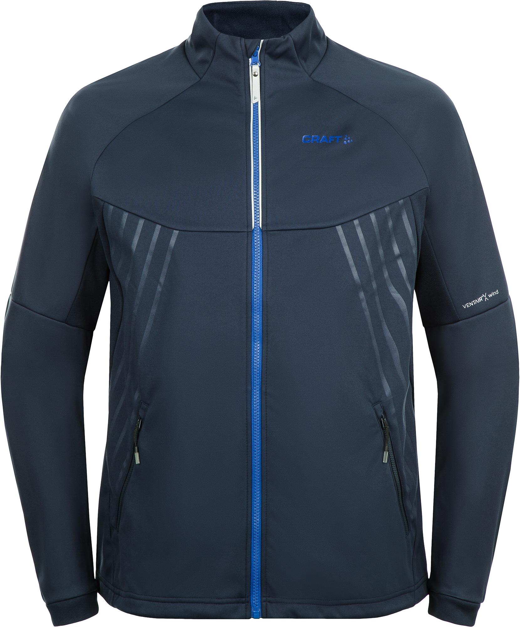 Фото - Craft Куртка мужская Craft Warm Train, размер 48-50 craft куртка мужская craft размер 52
