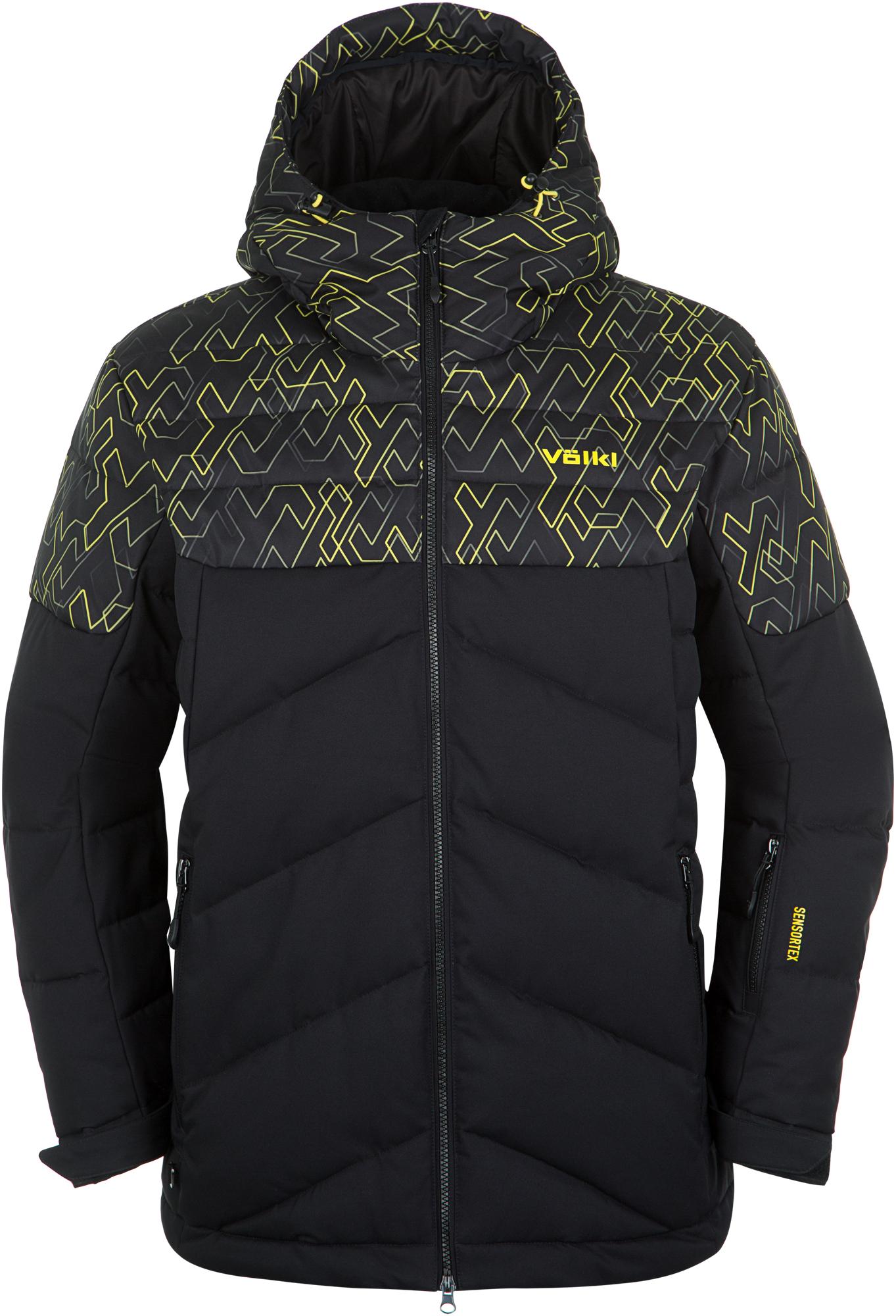 Volkl Куртка утепленная мужская Volkl, размер 54