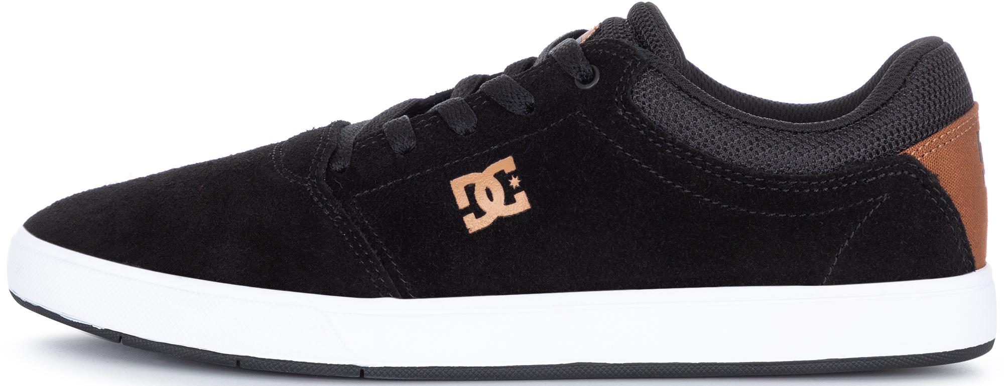 цены DC Shoes Кеды мужские DC SHOES Crisis, размер 44