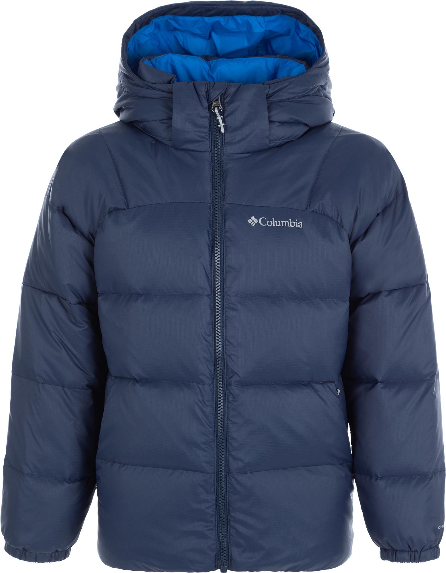 Columbia Куртка пуховая для мальчиков Centennial Creek, размер 160-170