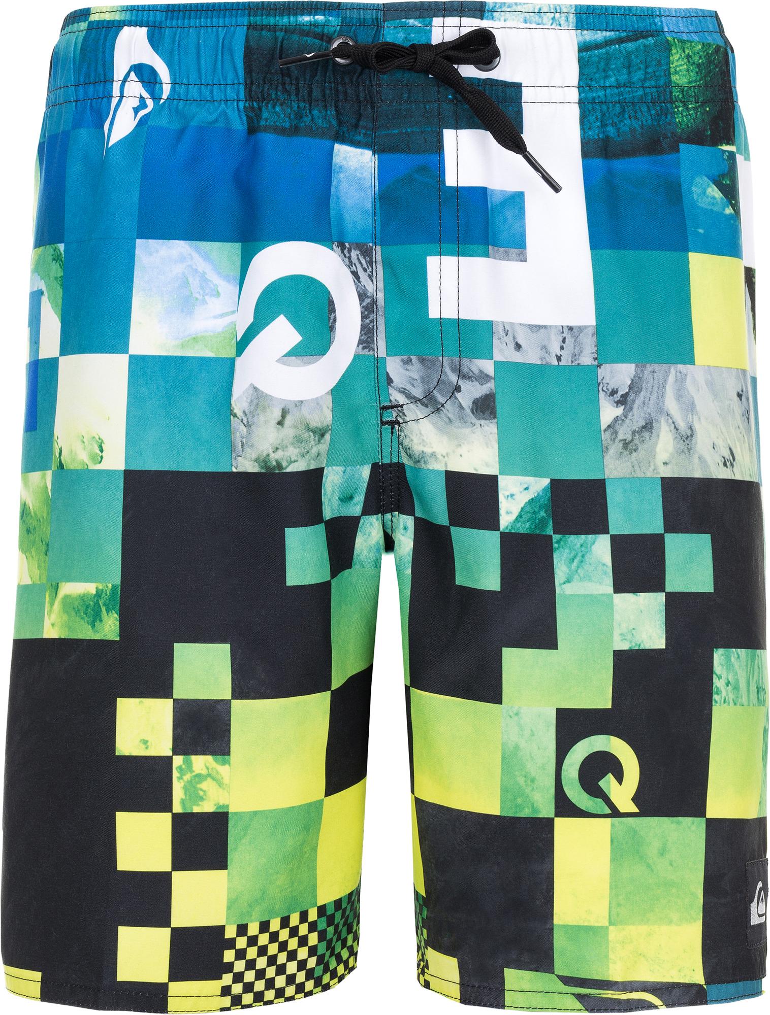 Quiksilver Шорты плавательные для мальчиков  Deksey, размер 146-152