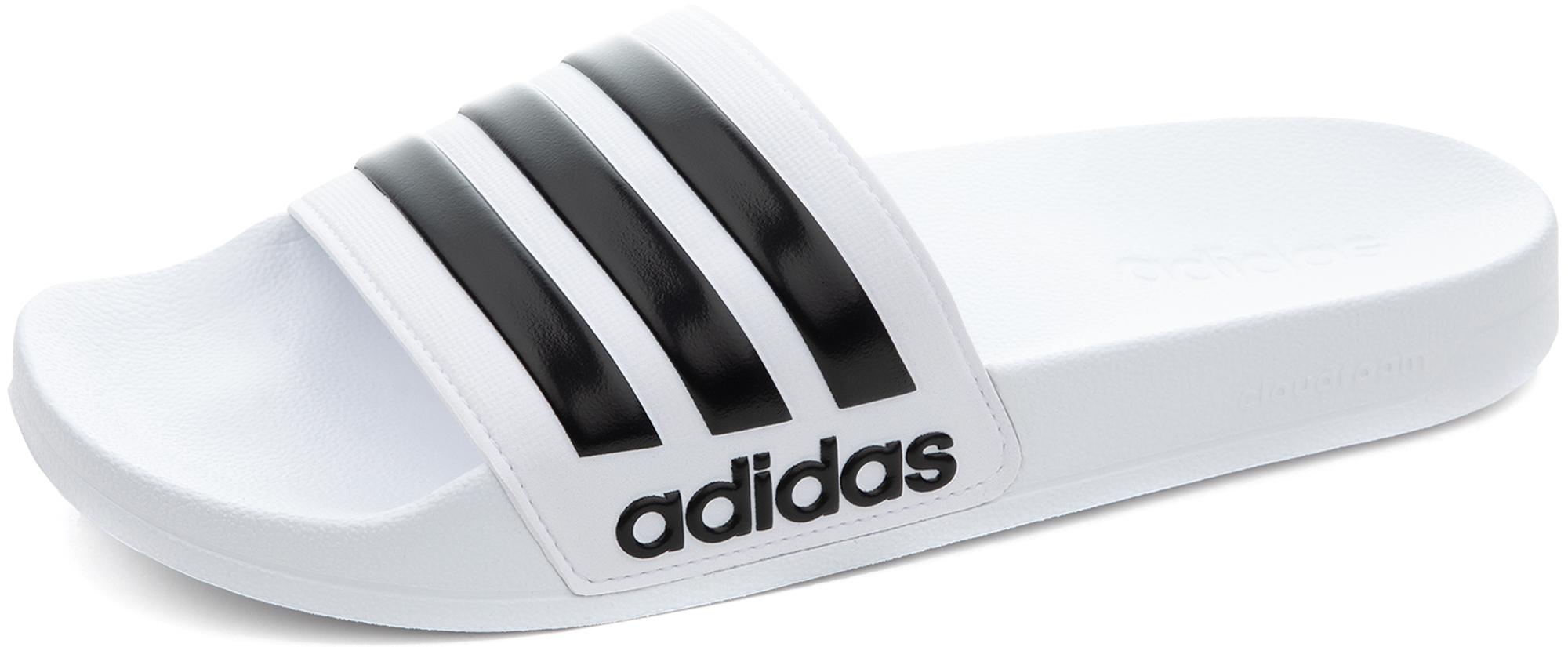 Adidas Шлепанцы мужские Adidas Adilette Shower, размер 46 цена в Москве и Питере