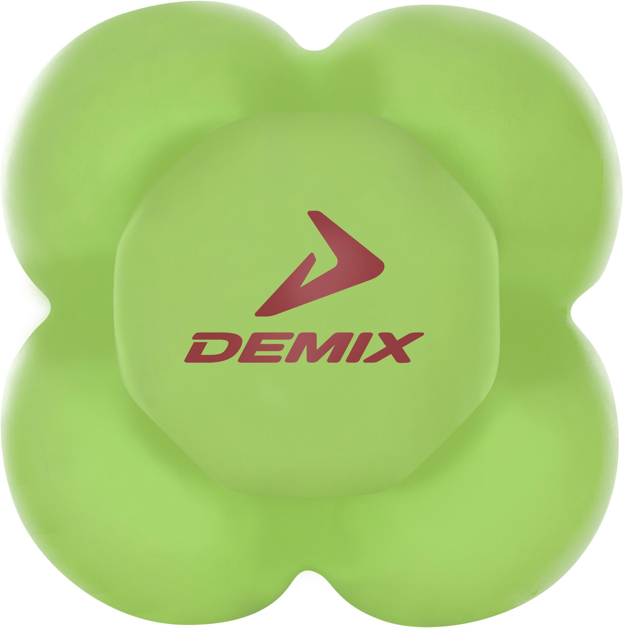 Demix Мяч для развития реакции Demix demix бейсболка demix