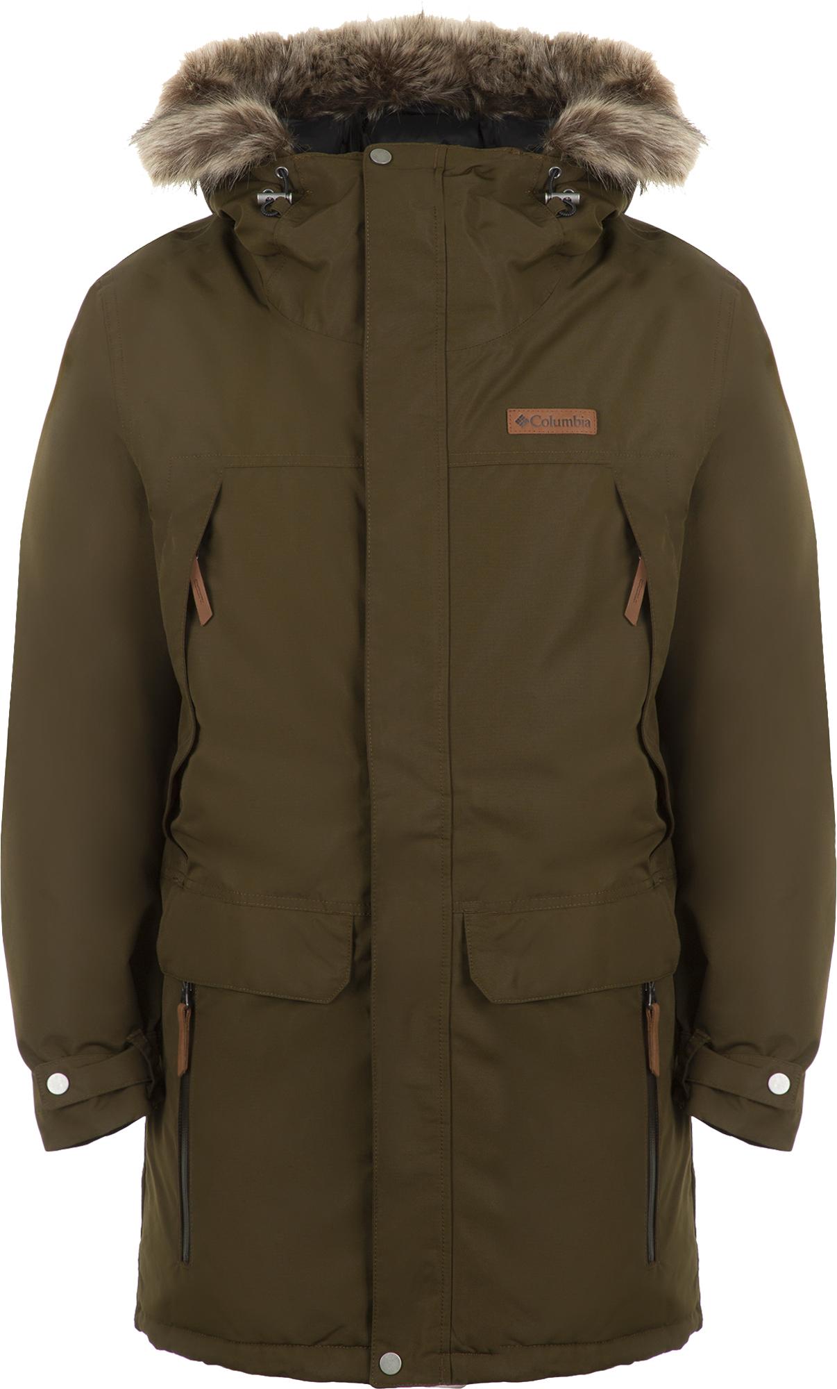 Columbia Куртка пуховая мужская South Canyon, размер 54
