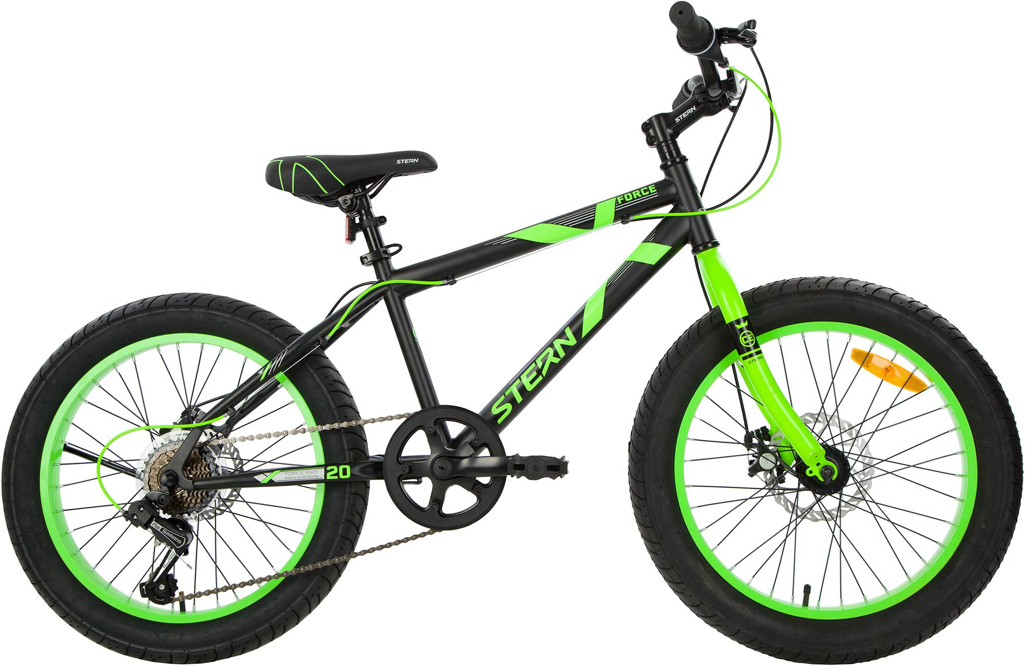 Stern Велосипед для мальчиков Stern Force 20
