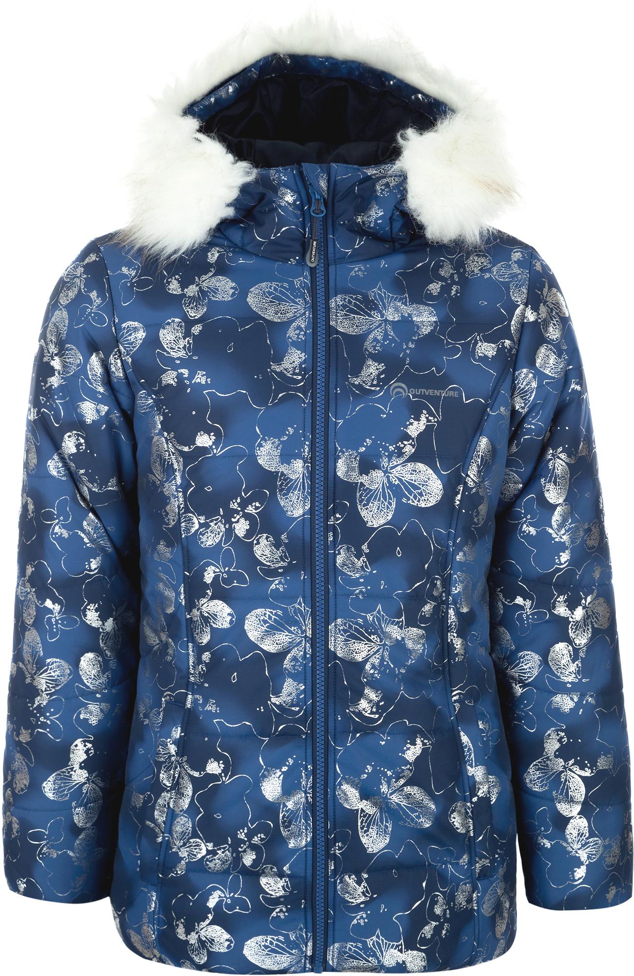Outventure Куртка утепленная для девочек Outventure outventure куртка утепленная для девочек outventure