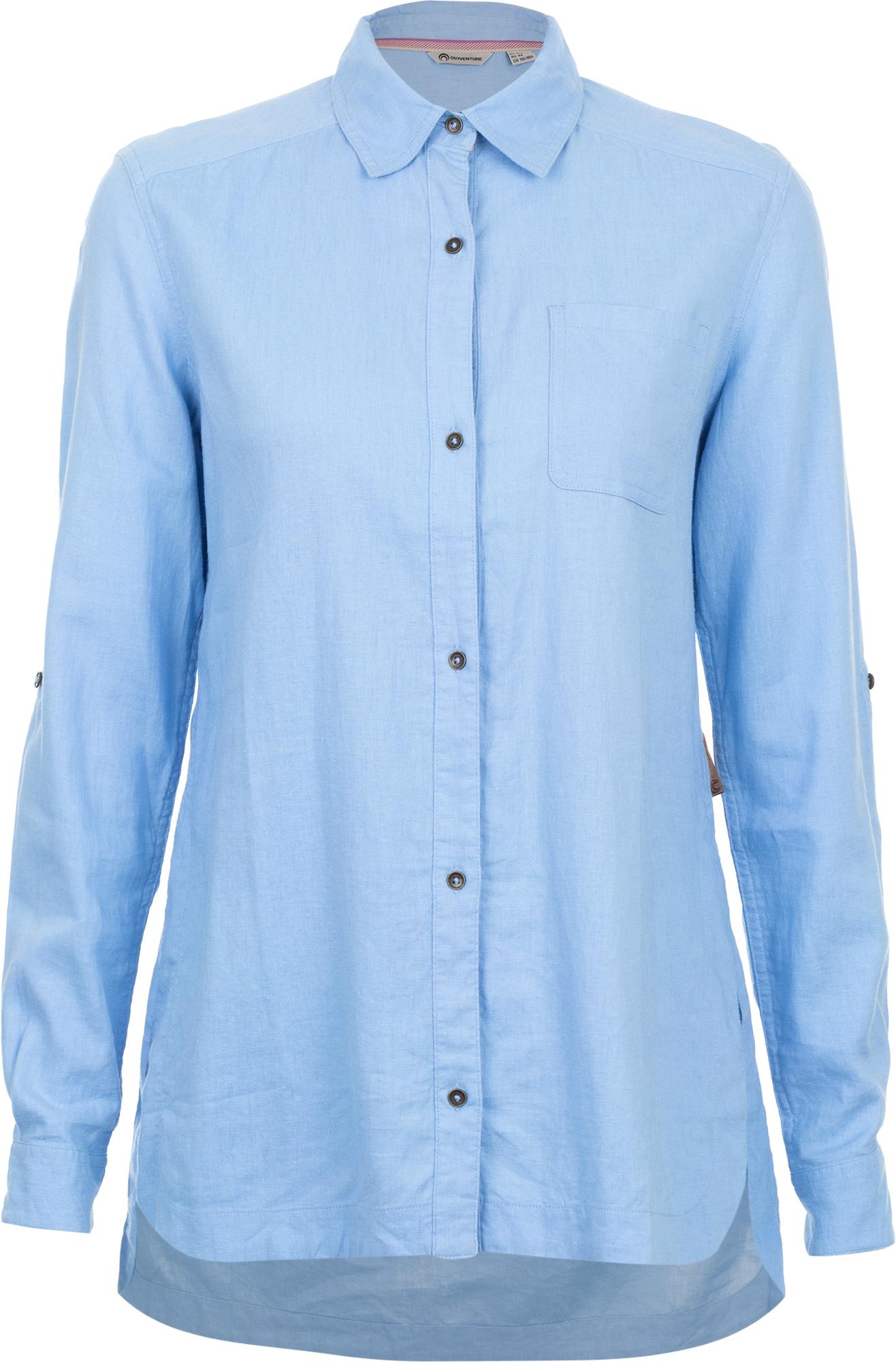 Outventure Рубашка с длинным рукавом женская Outventure