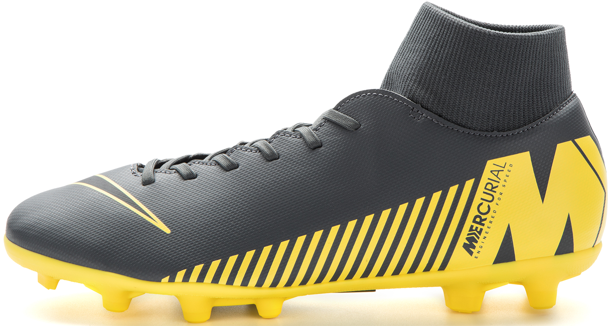 Nike Бутсы мужские Nike Mercurial Superfly 6 Club FG/MG, размер 43 бутсы nike superfly 6 club fg mg ah7363 001
