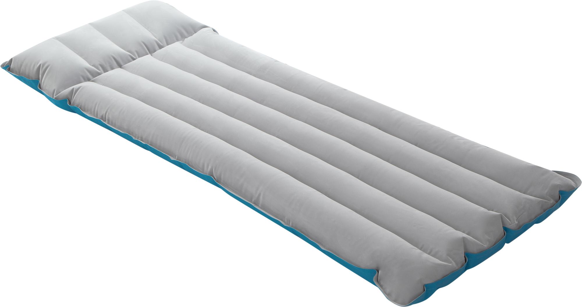 Intex Матрас надувной Intex надувная мебель intex надувной матрас турист 76х191х15см ручной насос ламинир tpu