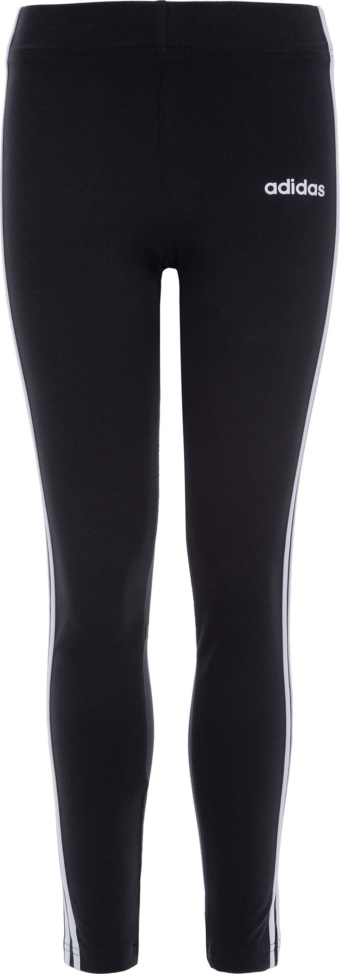 Adidas Легинсы для девочек Essentials 3-Stripes, размер 140