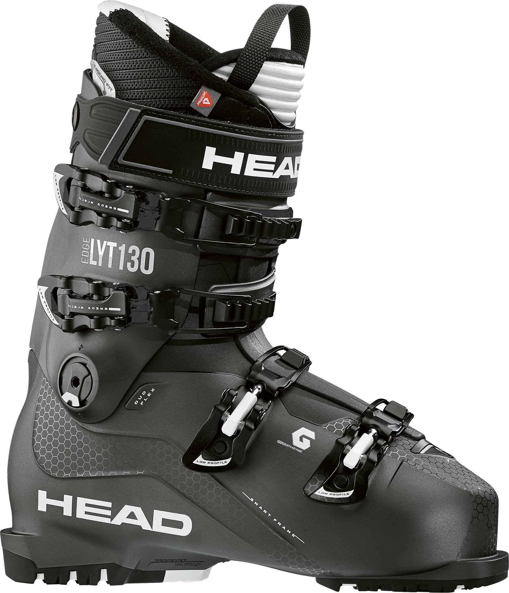 Head Ботинки горнолыжные EDGE LYT 130, размер 29,5 см