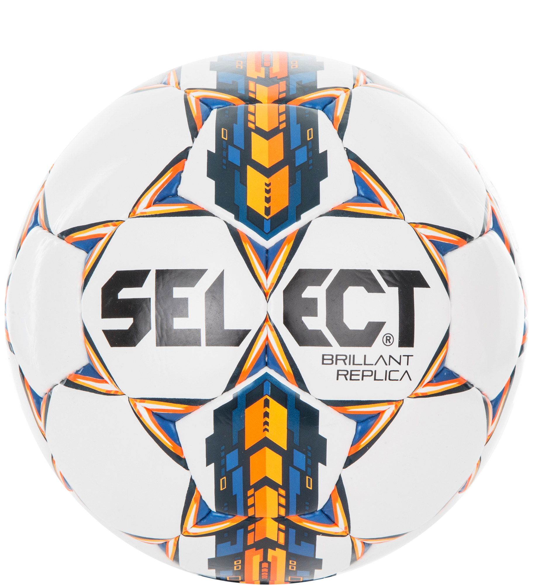 Select Мяч футбольный Select Brillant Replica, размер 5 цена