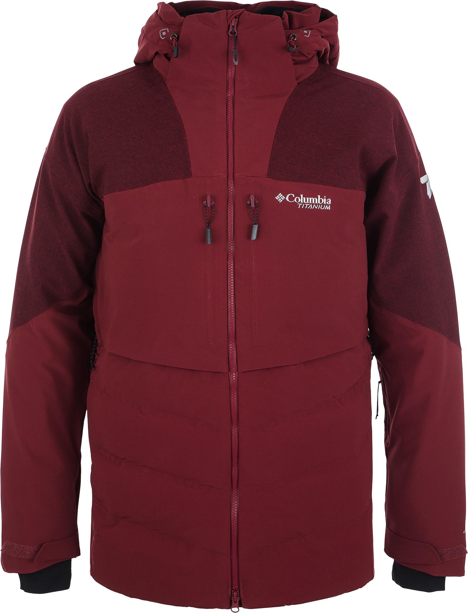Columbia Куртка пуховая мужская Powder Keg II, размер 54