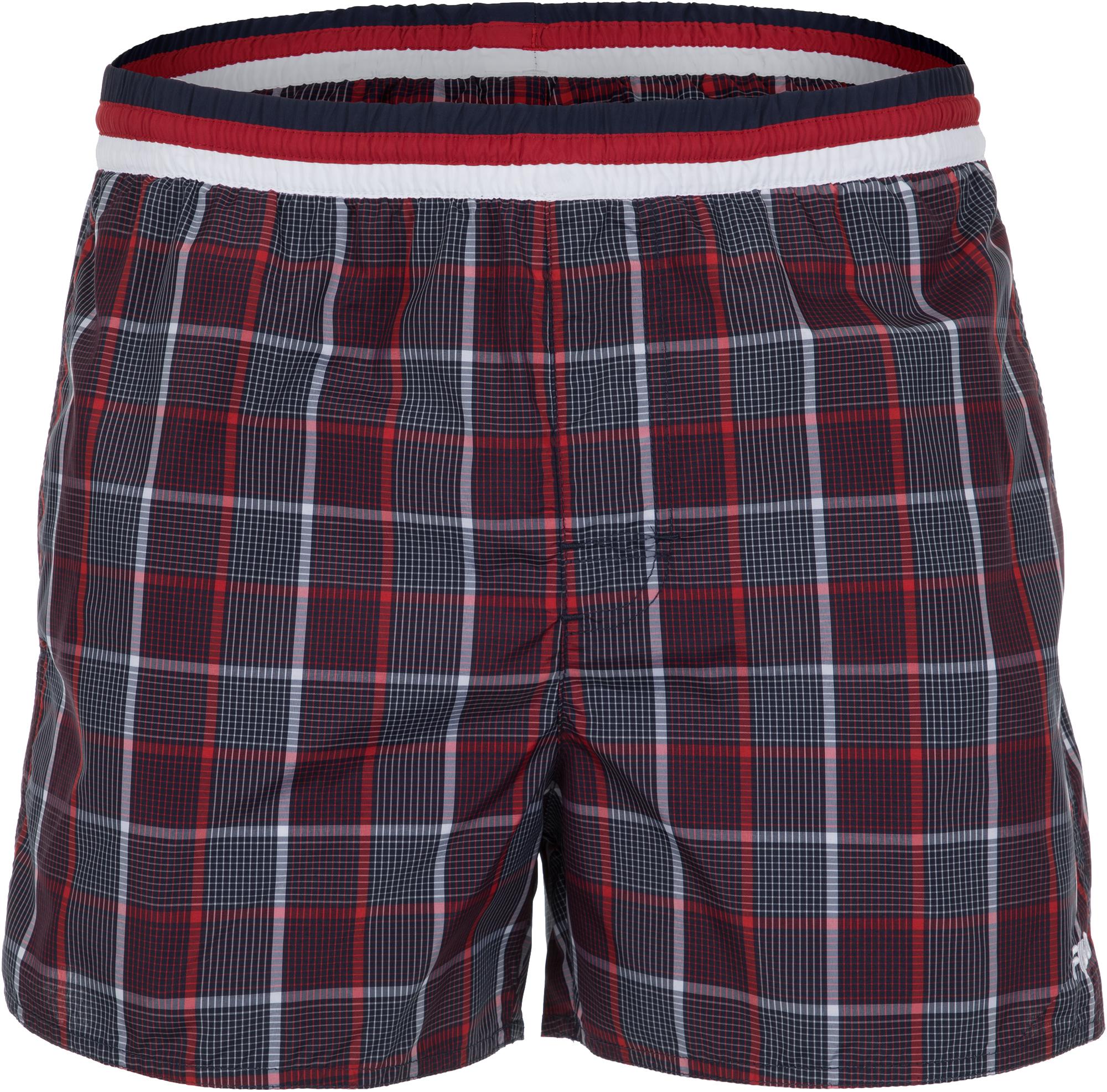 Fila Шорты плавательные мужские Fila, размер 54 fila плавки шорты мужские fila размер 54