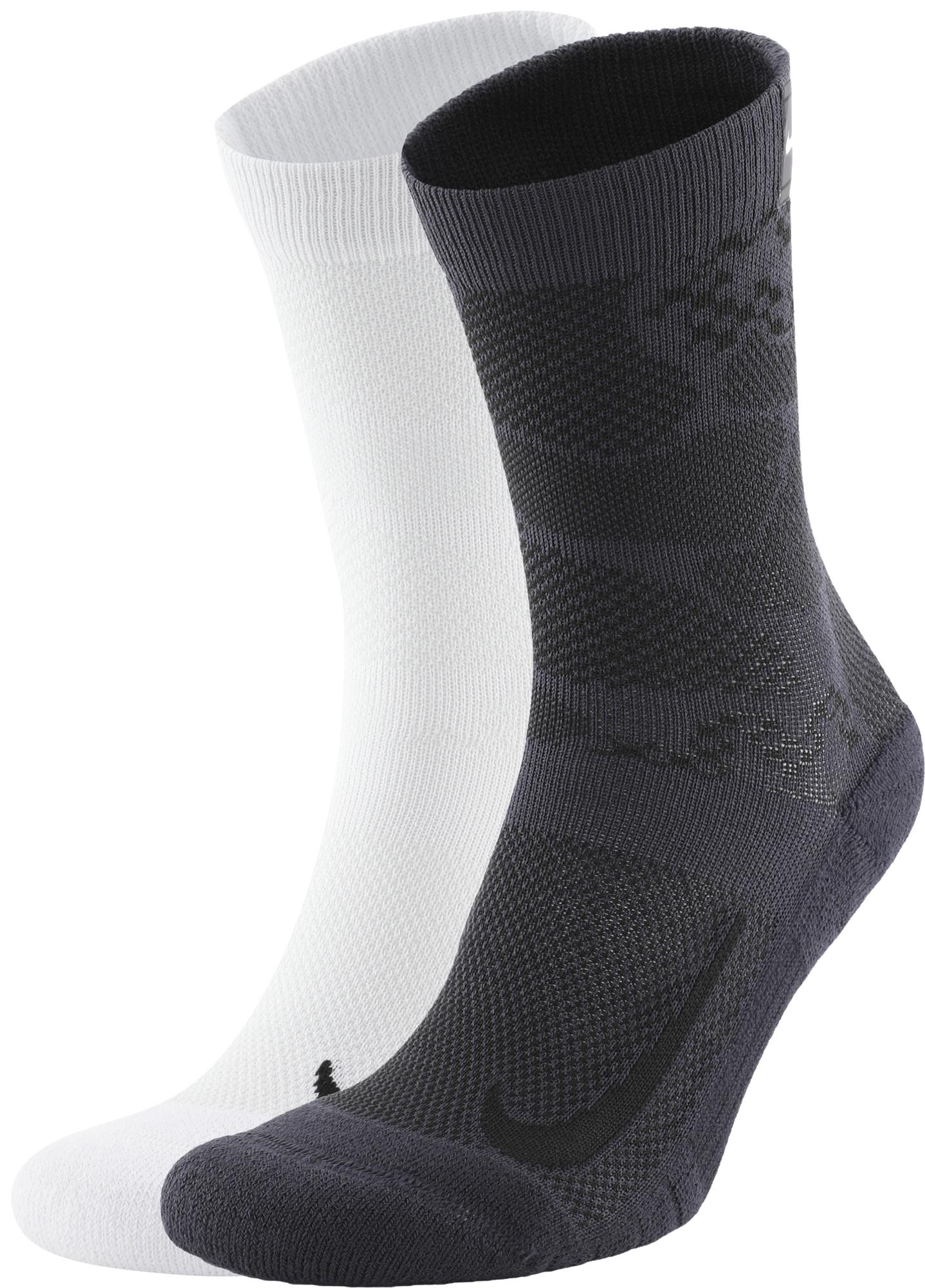 Носки Nike Court Multiplier Max, 2 пары, размер 33-37 недорого