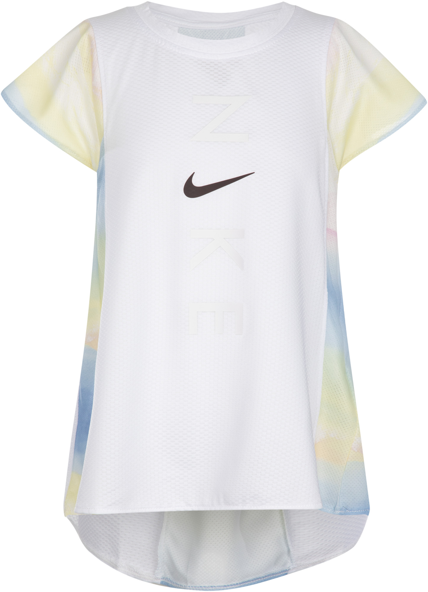 Nike Футболка для девочек Nike Dry Instacool, размер 116