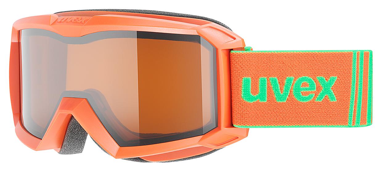 где купить Uvex Маска горнолыжная детская Uvex Flizz LG дешево
