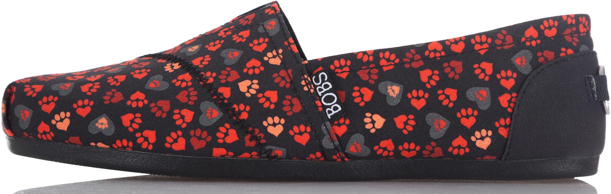 Skechers Полуботинки женские Skechers Bobs Plush-Finger Paint, размер 39 skechers носки женские skechers 3 пары размер 35 39