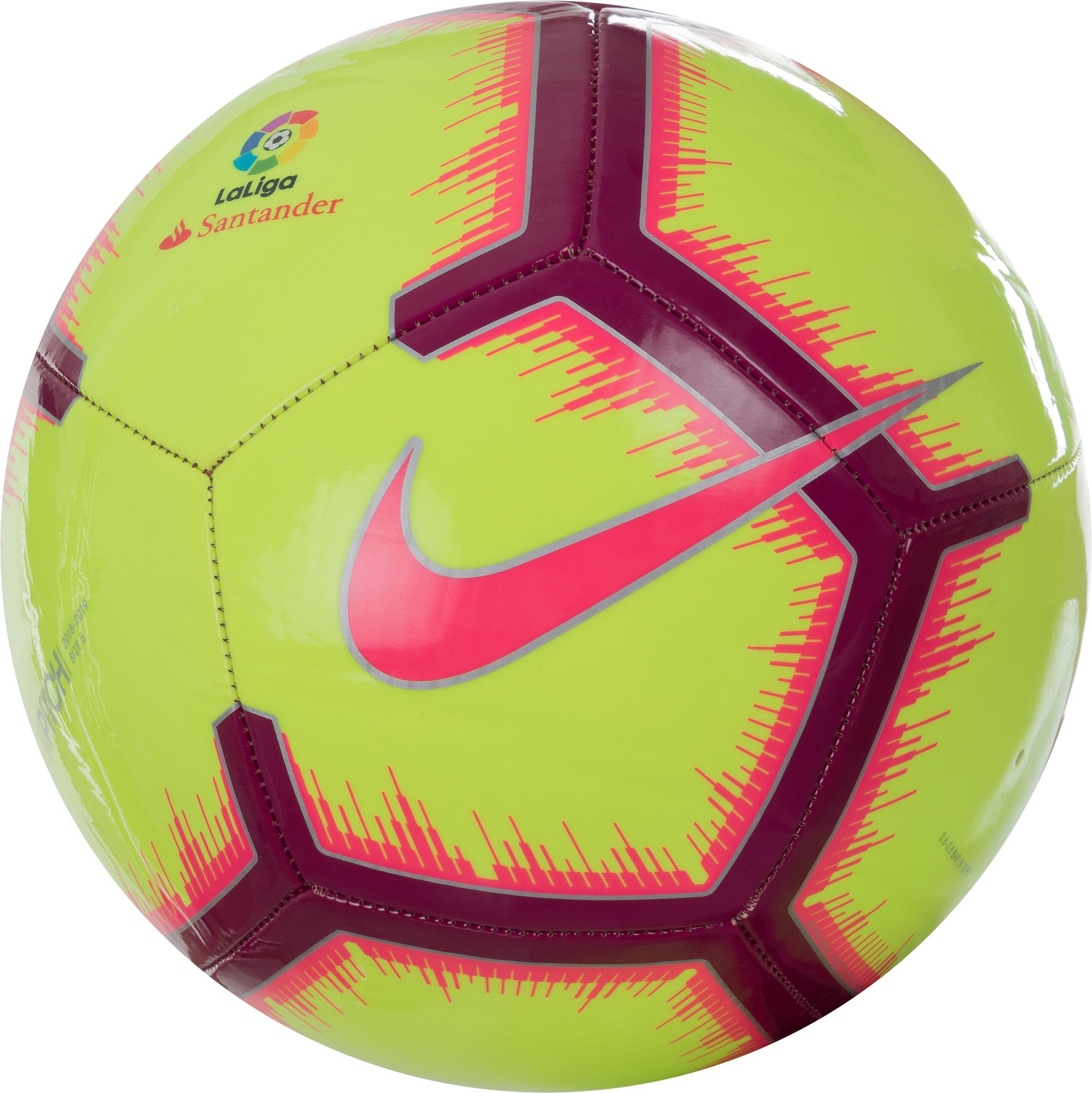Nike Мяч футбольный Nike La Liga Pitch