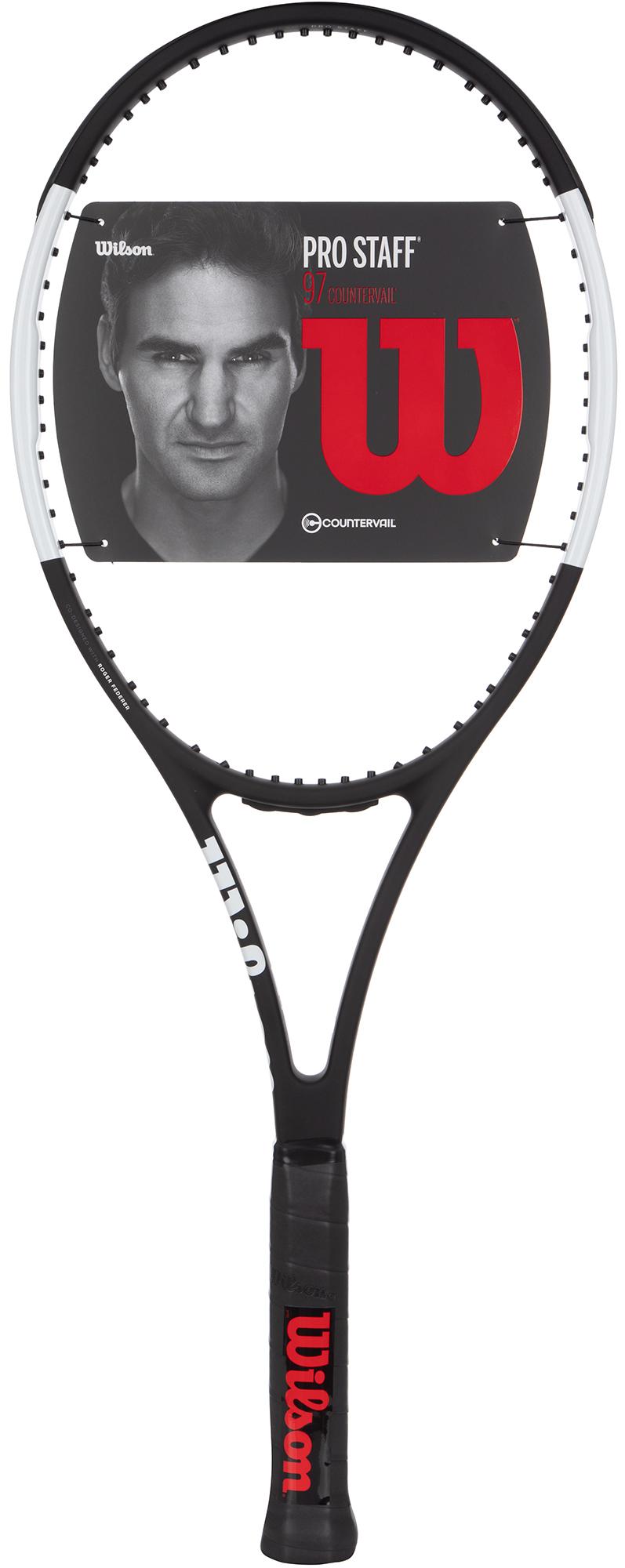 Wilson Ракетка для большого тенниса Pro Staff 97 Countervail