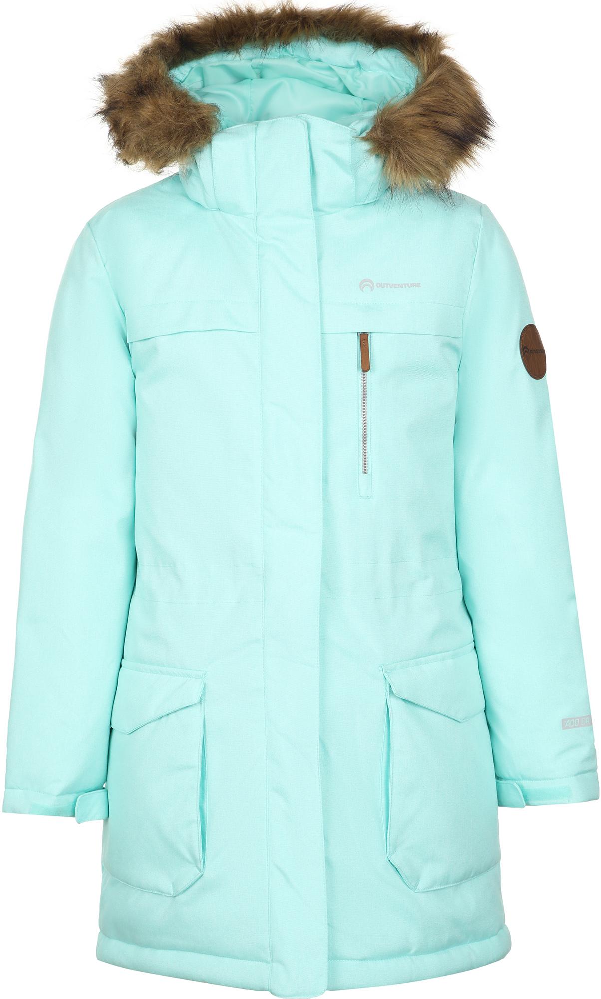 Фото - Outventure Куртка утепленная для девочек Outventure, размер 140 outventure куртка утепленная для девочек outventure размер 134