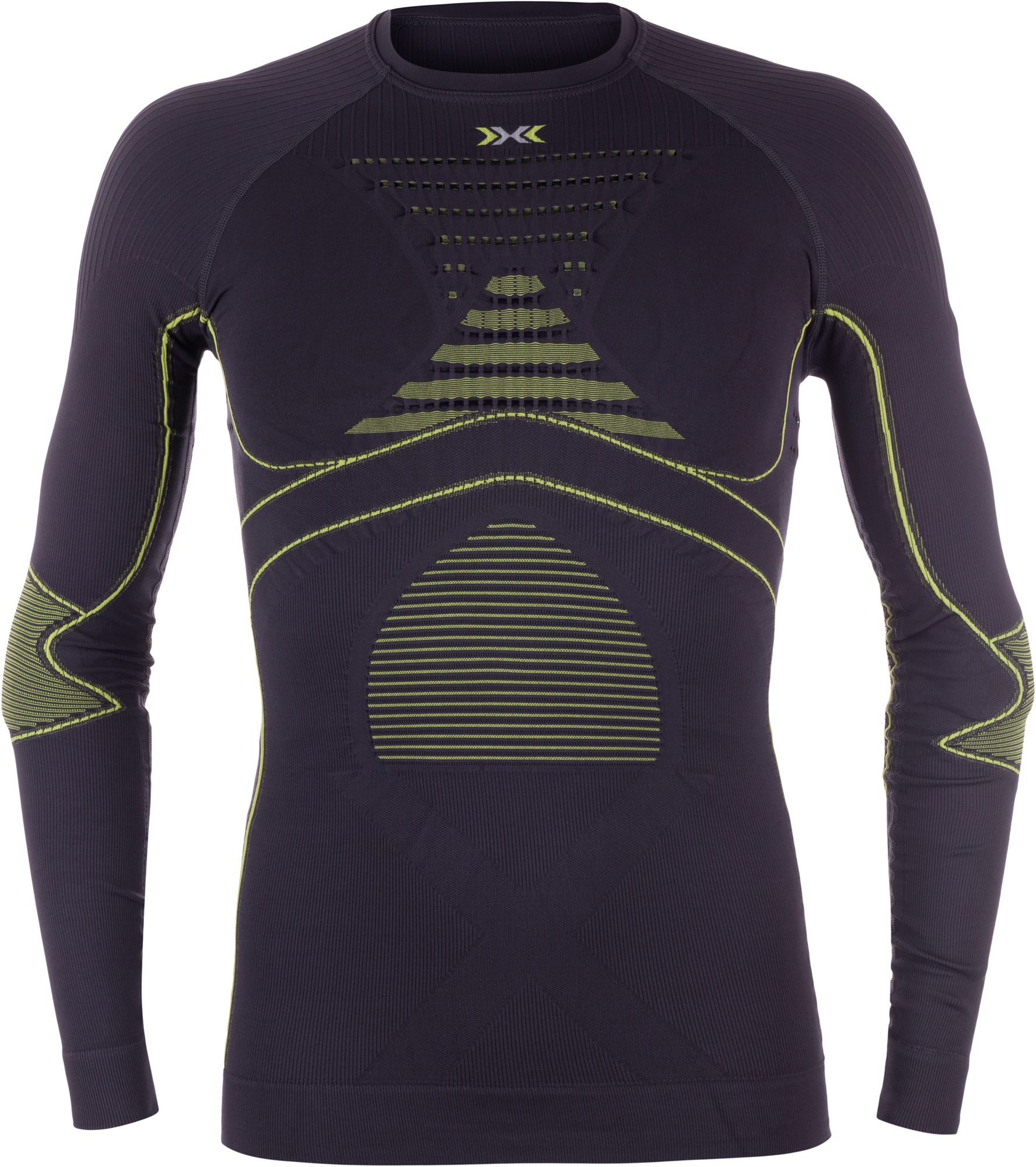 X-Bionic Фуфайка мужская X-Bionic, размер 54 футболка x bionic x bionic effektor running powershirt®