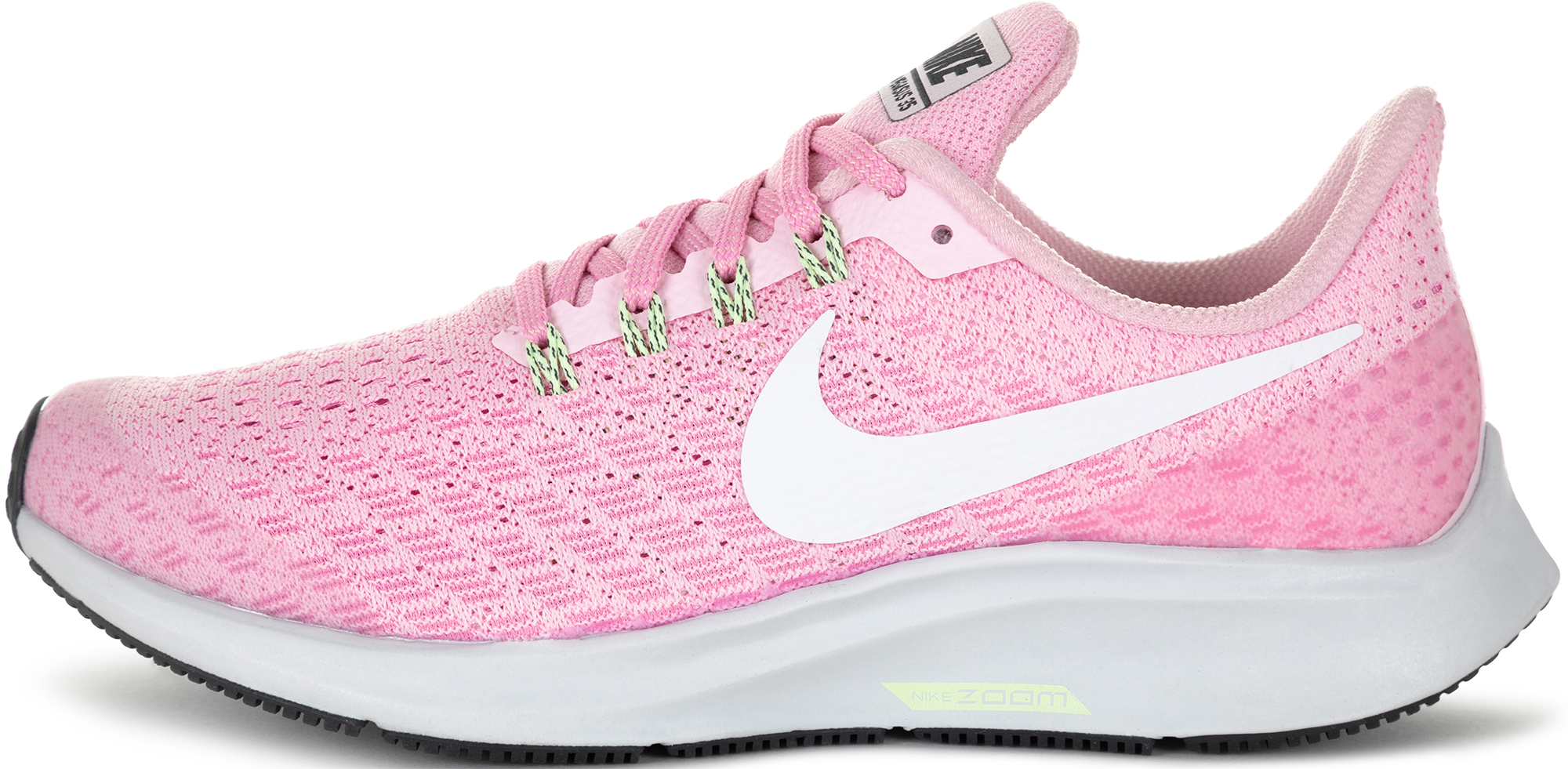 Nike Кроссовки для девочек Nike Air Zoom Pegasus 35, размер 39 цены онлайн