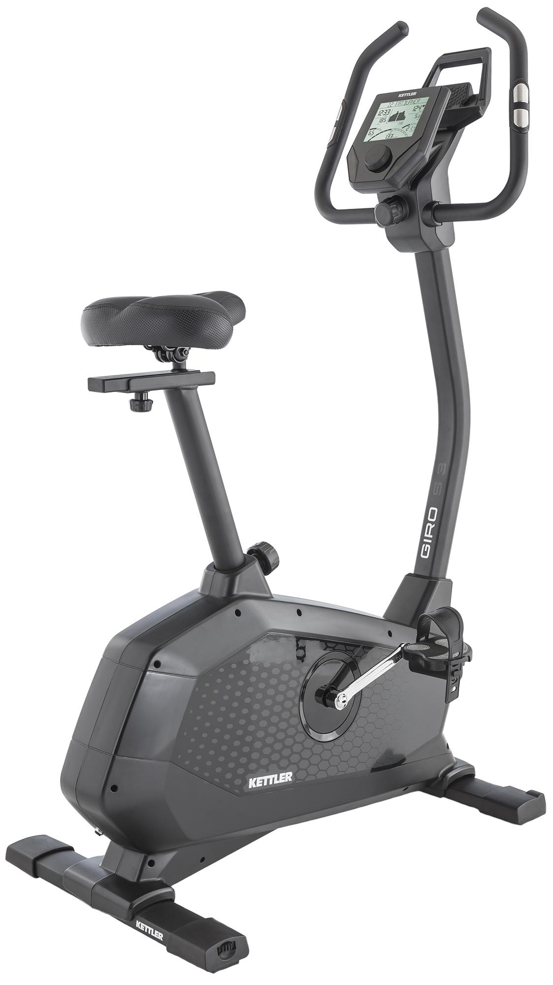 Kettler Велотренажер магнитный Giro S3 цена