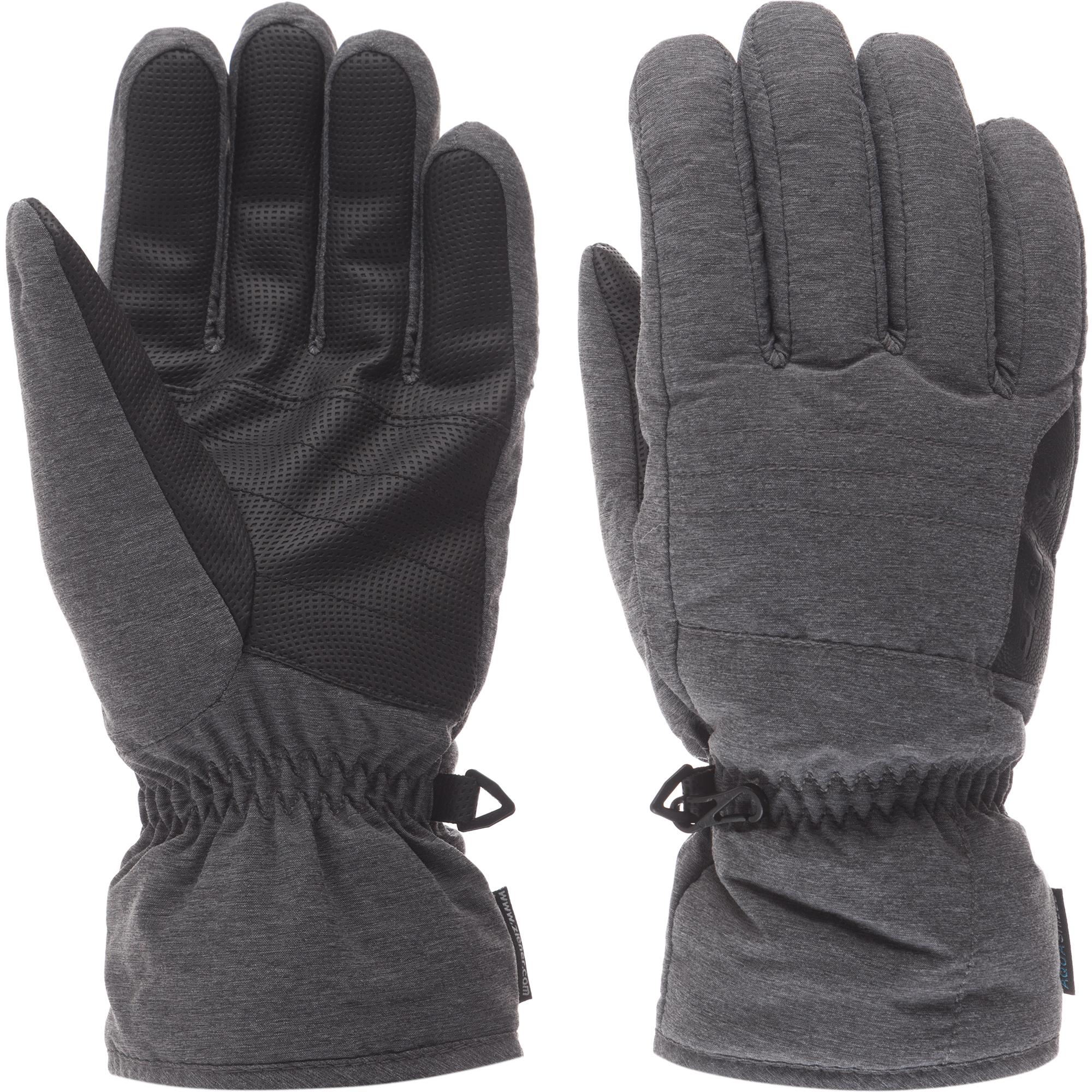 Ziener Перчатки мужские Ziener, размер 10,5 ziener перчатки мужские ziener gliss gtx размер 9