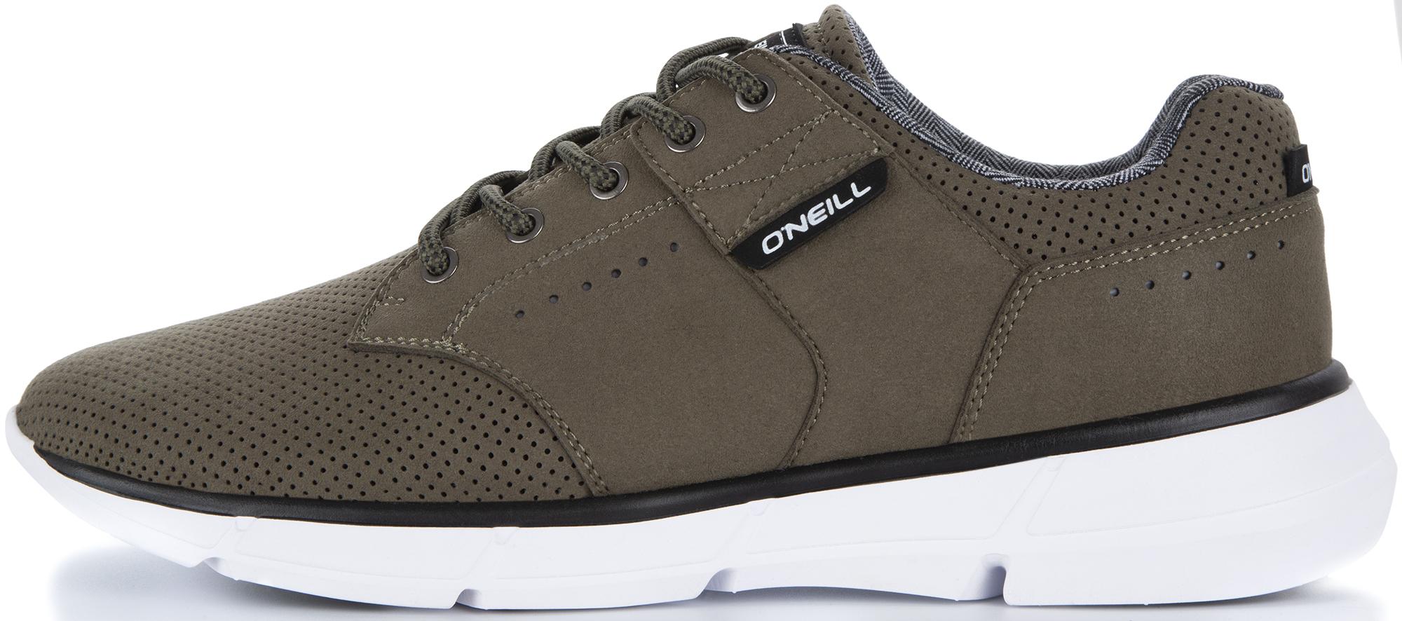 цена O'Neill Полуботинки мужские O'Neill Mavericks LT, размер 40 онлайн в 2017 году